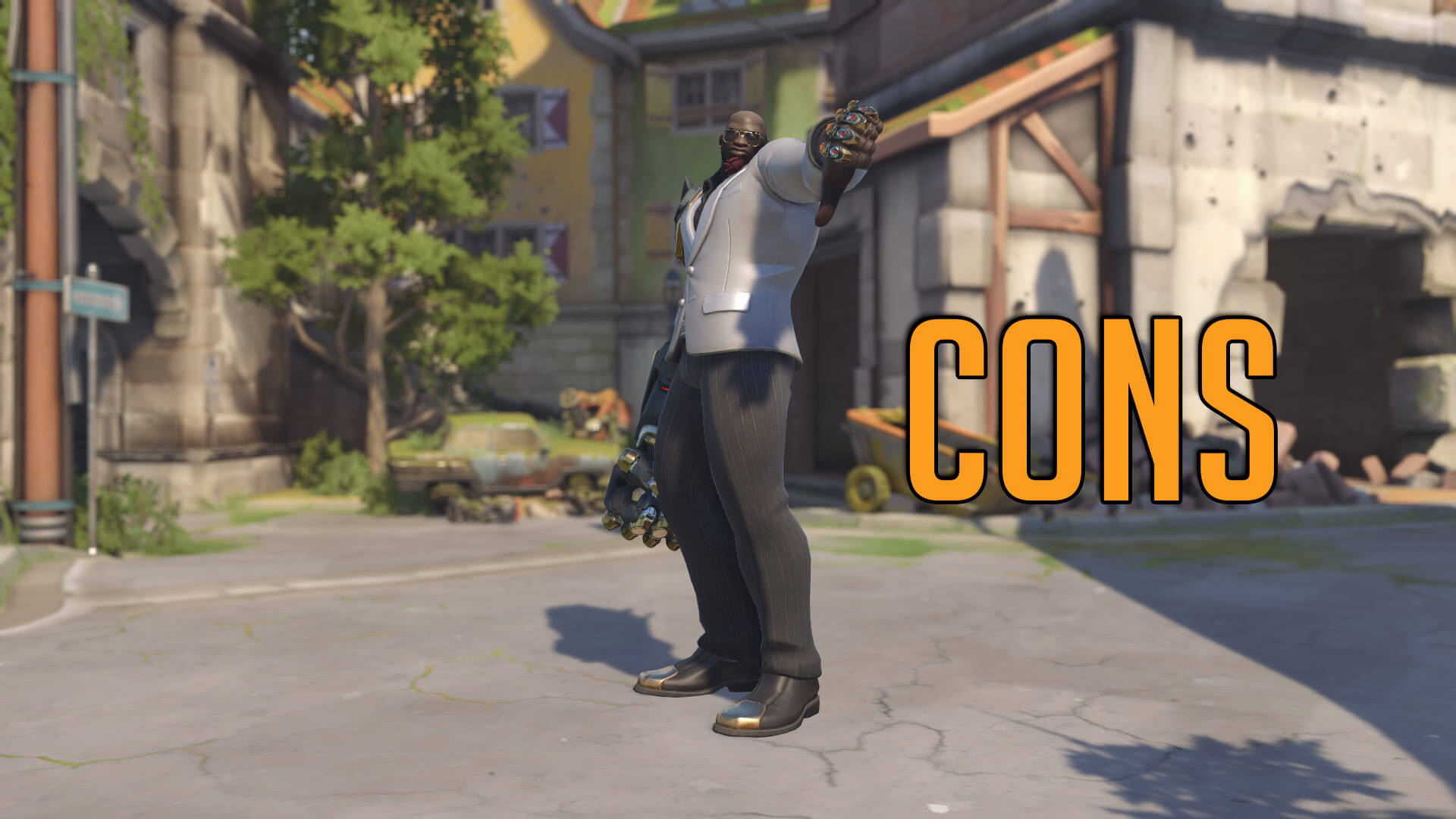 Doomfirst Thumbs Down Overwatch Role Queue System Review - Cons